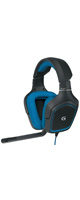 Logicool(Logitech) / G430 Surround Sound Gaming Headset - 7.1ch対応ゲーミングヘッドセット 1大特典セット