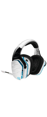 Logicool(Logitech) / G933 (WHITE) Surround Sound Gaming Headset - 7.1ch対応ワイヤレスゲーミングヘッドセット 1大特典セット