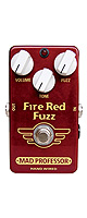 MAD PROFESSOR(マッド プロフェッサー) /  Fire Red Fuzz FRF - ギターエフェクター ファズ - ■限定セット内容■→ 【・Fender ピック 】