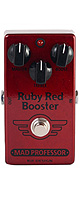 MAD PROFESSOR(マッド プロフェッサー) /  Ruby Red Booster (PCB Version) RRB - ギターエフェクター ブースター - 大特典セット