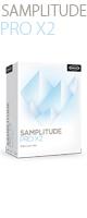 MAGIX(マジックス) / SAMPLITUDE PRO X2 - WindowsネイティブDAW/マスタリングソフトウェア - ■限定セット内容■→ 【・ヘッドホン(OV-X8)】