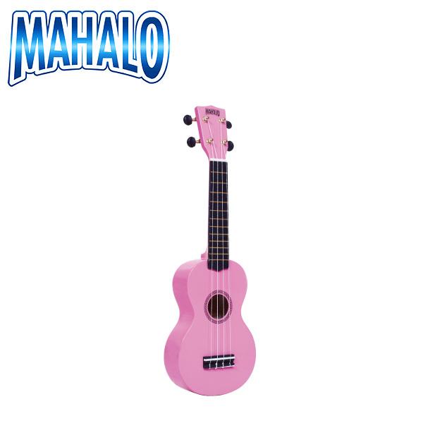 """MAHALO(マハロ) / MR1 PK (ピンク)  - Rainbow""""R""""Series ウクレレ -"""