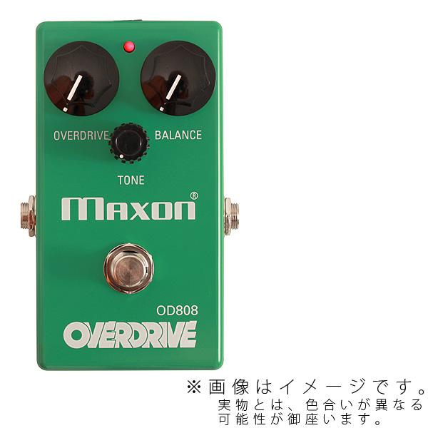 MAXON(マクソン) / OD808 - オーバードライブ 《ギターエフェクター》