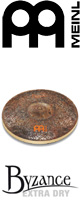 MEINL(マイネル) / Byzance Extra Dry Hihat 13インチ 【B13EDMH】ハイハットペア ■限定セット内容■→ 【・クリーニングクロス ・DB-C01 】