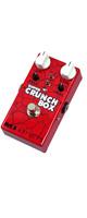 MI AUDIO(エムアイオーディオ) / Super Crunch Box -ギターエフェクター- ■限定セット内容■→ 【・パッチケーブル(KLL15) 】