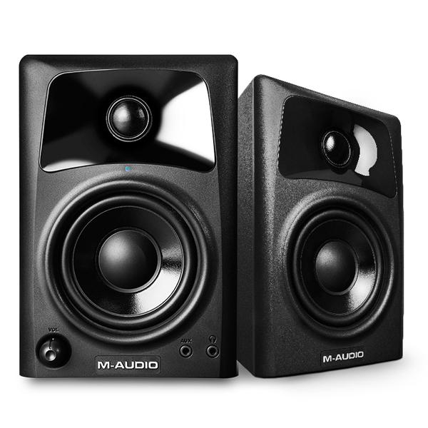 M-Audio(エム・オーディオ) / AV32 - モニタースピーカー - ■限定セット内容■ 【・最上級エージング・ツール 】
