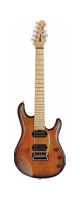 MUSICMAN(ミュージックマン) / John Petrucci 7ST Vintage Tobacco Burst/Maple Fingerboard - エレキギター - ■限定セット内容■→ 【・クリーニングクロス 】