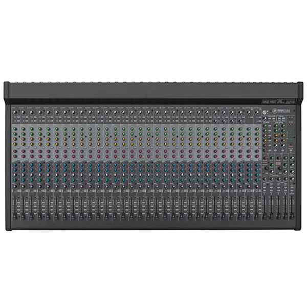 Mackie(マッキー) / 3204VLZ4 - 32チャンネル 4バス エフェクト内蔵ミキサー / USBインターフェース付き -