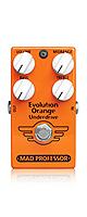 Mad Professor(マッドプロフェッサー) / Evolution Orange Underdrive - アンダードライブ - 《ギターエフェクター》- ■限定セット内容■→ 【・パッチケーブル(KLL15) 】
