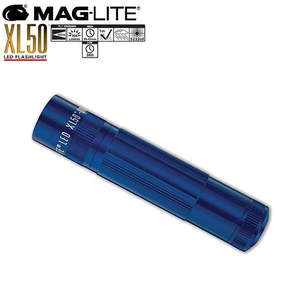 Mag-Lite(マグライト) / XL50 LED Flashlight (BLUE) - ハンディーライト -