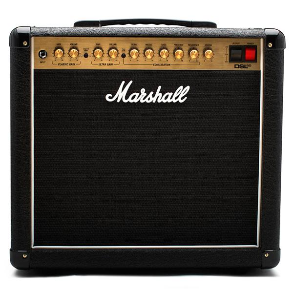 Marshall(マーシャル) / DSL20C - 20W / 10W ギターアンプ -