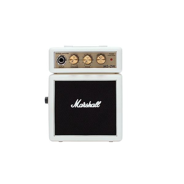Marshall(マーシャル) / MS-2W ホワイト LMARMS2W - ギターアンプ -