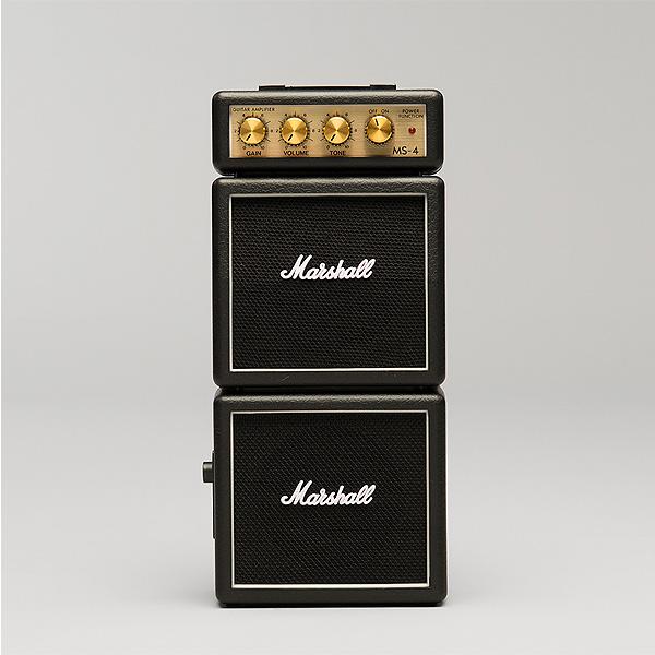 Marshall(マーシャル) / MS-4  - 電池駆動 ミ二アンプ ギターアンプ -