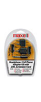 Maxell / HP-21 Headphone Cell Phone Adapter Kit - 変換アダプターキット -