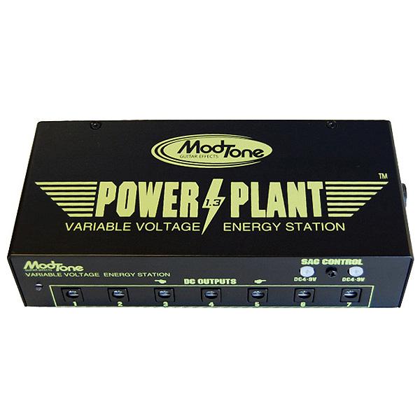 【限定1台】Modtone(モッドトーン) / POWER PLANT MT-POWP - パワーサプライ - 『セール』『ギター』【開封痕有】
