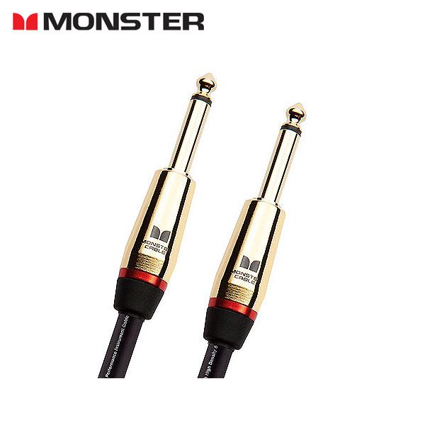 Monster Cable(モンスターケーブル) / MONSTER ROCK M ROCK2-12 (SS/約3.6m) - 楽器用シールド・ケーブル - 【MONSTER CABLE:生涯保証制度 有】