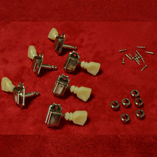 Montreux(モントルー) / The Clone Tuning Machines for 60 LP Nickel - ペグ -