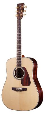 新品!! Morris(モーリス) / M-101 SP2 アコースティックギター ハカランダサイドバック!!