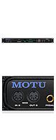 "Motu(マークオブザユニコーン) / MIDI Express XT USB - MIDIインターフェイス - ■限定セット内容■→ 【・""世界NO.1""USBケーブル 】"