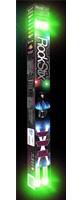 Rockstix2 / Green HD - 光るドラムスティック グリーン - 【パリピグッズ】