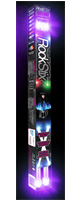 Rockstix2 / Purple HD  - 光るドラムスティック パープル - 【パリピグッズ】