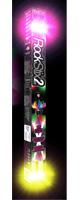 Rockstix2 / HD Colour Change 【光るドラムスティック】- 13色カラフルに変化 - 【パリピグッズ】