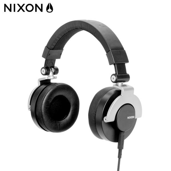 NIXON(ニクソン) /  THE RPM (Black / Silver) - ヘッドホン - 【2年保証付】 ■限定セット内容■→ 【・最上級エージング・ツール 】