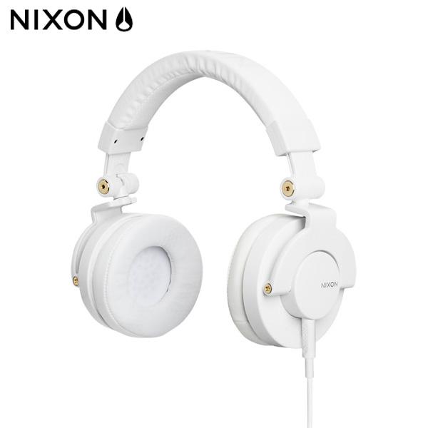 NIXON(ニクソン) /  THE RPM (White) - ヘッドホン - 【2年保証付】 ■限定セット内容■→ 【・最上級エージング・ツール 】