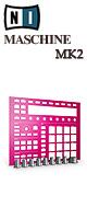 Native Instruments(ネイティブインストゥルメンツ) / MASCHINE CUSTOM KITS (PINK CHAMPAGNE) 【MASCHINE MK2 専用】
