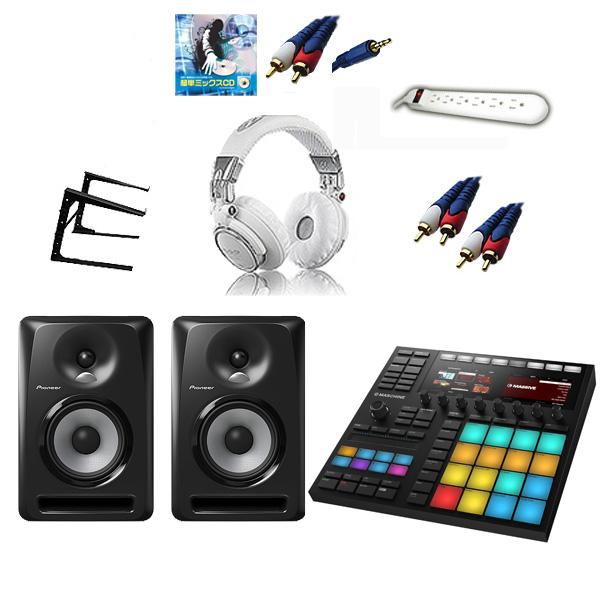 MASCHINE MK3 / S-DJ50X スターターセット