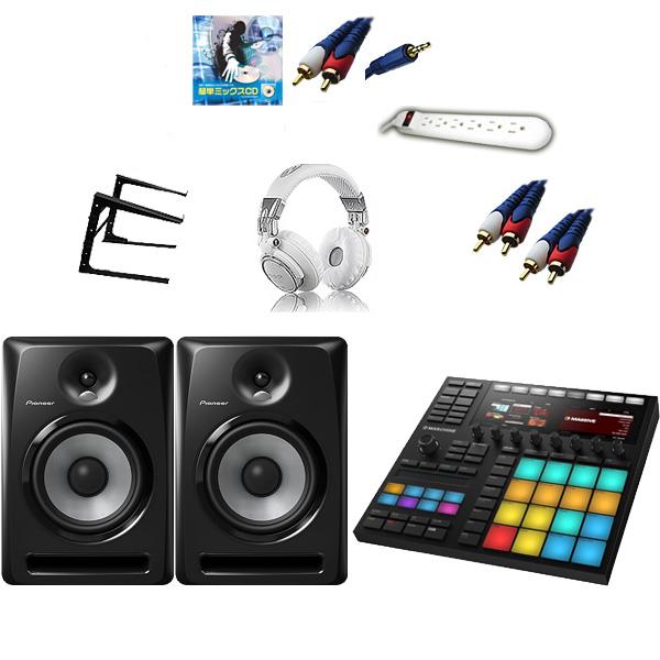 MASCHINE MK3 / S-DJ80X スターターセット