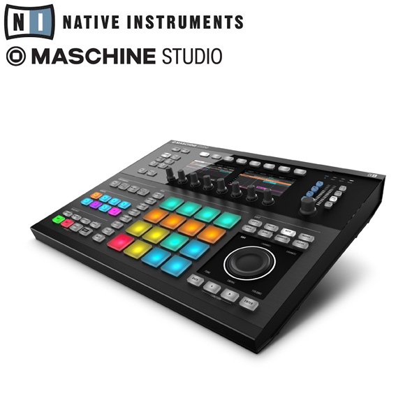 MASCHINE STUDIO (Black) / Native Instruments(ネイティブインストゥルメンツ)