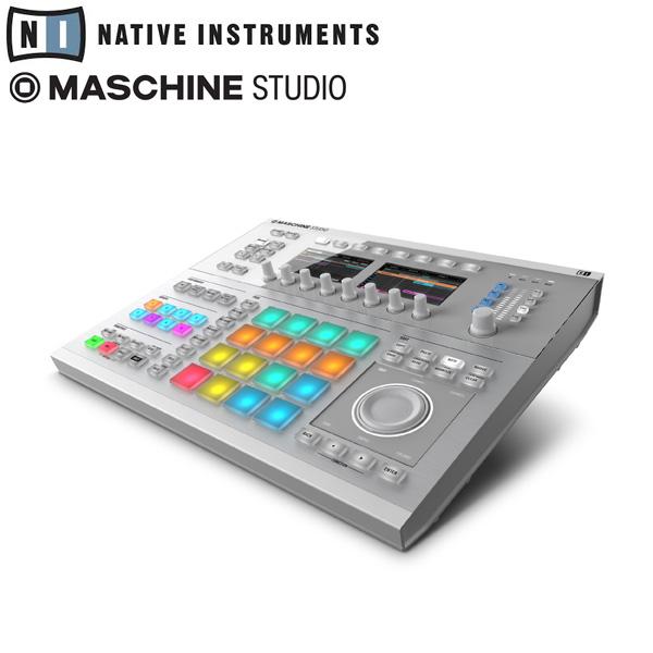 MASCHINE STUDIO (White) / Native Instruments(ネイティブインストゥルメンツ)