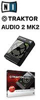【限定1台】Native Instruments(ネイティブインストゥルメンツ) / TRAKTOR Audio 2 MK2 【TRAKTOR LE 2同梱】