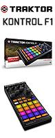 TRAKTOR KONTROL F1 NEW / Native Instruments(ネイティブインストゥルメンツ)  1大特典セット
