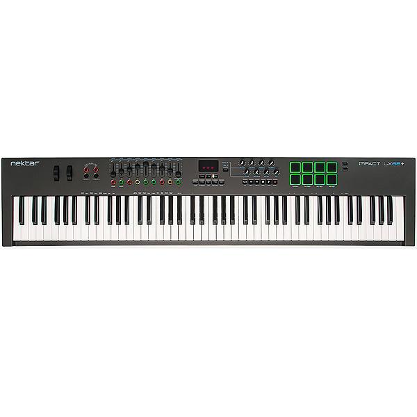 Nektar Technology(ネクター テクノロジー) /  Impact LX88+ - MIDIキーボード・コントローラー -