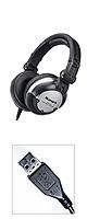 Numark(ヌマーク) / PHX USB (USB + ANALOG DJ HEADPHONES) ■限定セット内容■→ 【・最上級エージング・ツール 】