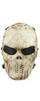 OUTGEEK / Airsoft Mask(Dessert) - ソフト素材マスク - ハロウィングッズ