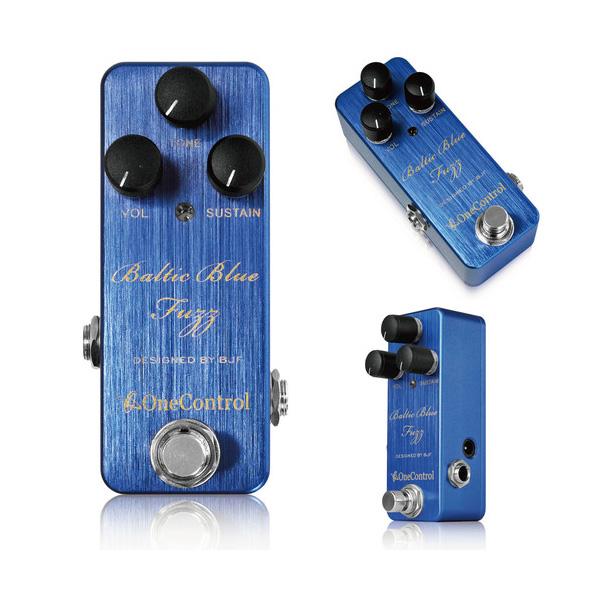 One Control(ワンコントロール) / Baltic Blue Fuzz - ファズ - 《ギターエフェクター》