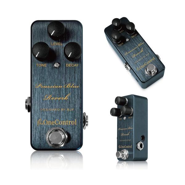 One Control(ワンコントロール) / Prussian Blue Reverb - リバーブ - 《ギターエフェクター》