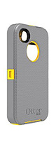 OtterBox(オッターボックス) / Defender Series Hybrid Case & Holster for iPhone 4 & 4S  - Sun Yellow/Gunmetal Grey - iPhoneケース  iPhone4S 対応 -