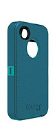 OtterBox(オッターボックス) / Defender Series Hybrid Case & Holster for iPhone 4 & 4S  - Light Teal/Deep Teal - iPhoneケース  iPhone4S 対応 -
