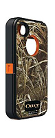 OtterBox(オッターボックス) / Defender Realtree Series Hybrid Case & Holster for iPhone 4 & 4S - Retail Packaging - Blaze Orange/Max 4 Camo Pattern APL2-I4SUN-H3-E4RT1 - iPhoneケース  iPhone4S 対応 -