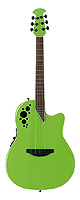 Ovation(オベーション) / Elite TX Super Shallow - 1868TX(Slime Green) -  -