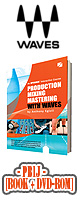 Waves(ウエーヴス) / Production Mixing Mastering with Waves (Japanese) - PB1J - [Book + DVD-ROM]