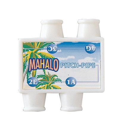 MAHALO(マハロ) / PP-U4 ウクレレ用ピッチパイプ