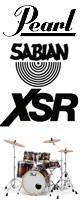 Pearl(パール) / Decade Maple コンパクトサイズ/ドラムフルセット SABIAN XSRシリーズセット 【DMP905/C-DXR】 - ドラムセット- ■限定セット内容■→ 【・ドラムマット 】