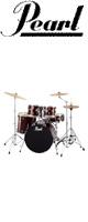 Pearl(パール) / ROADSHOW RS525SCW/C #91(レッドワイン)【入門用 エントリーモデル】- ドラムセット - 2大特典セット