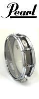 【数量限定】Pearl(パール) / S1435PBN 【Steel Piccolo Snare Drums】 - ピッコロ・スネア - 『セール』『ドラム』 ■限定セット内容■→ 【・クリーニングクロス ・REMOヘッド 】