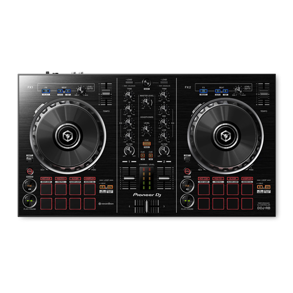 【限定1台】【箱ボロ】Pioneer(パイオニア) /  DDJ-RB 【REKORDBOX DJ 無償】- PCDJコントローラー -『DJ機材』『セール』